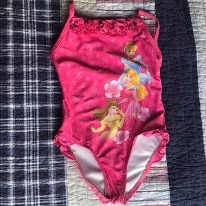 Disney store princess bathing suit